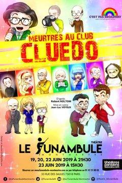 Meurtres au Club Cluedo