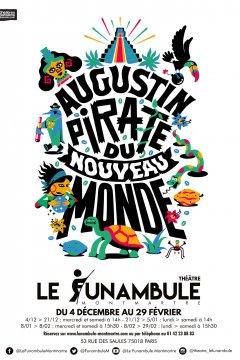 Augustin Pirate du Nouveau Monde