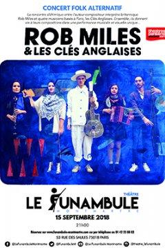 Rob Miles & Les Clés Anglaises