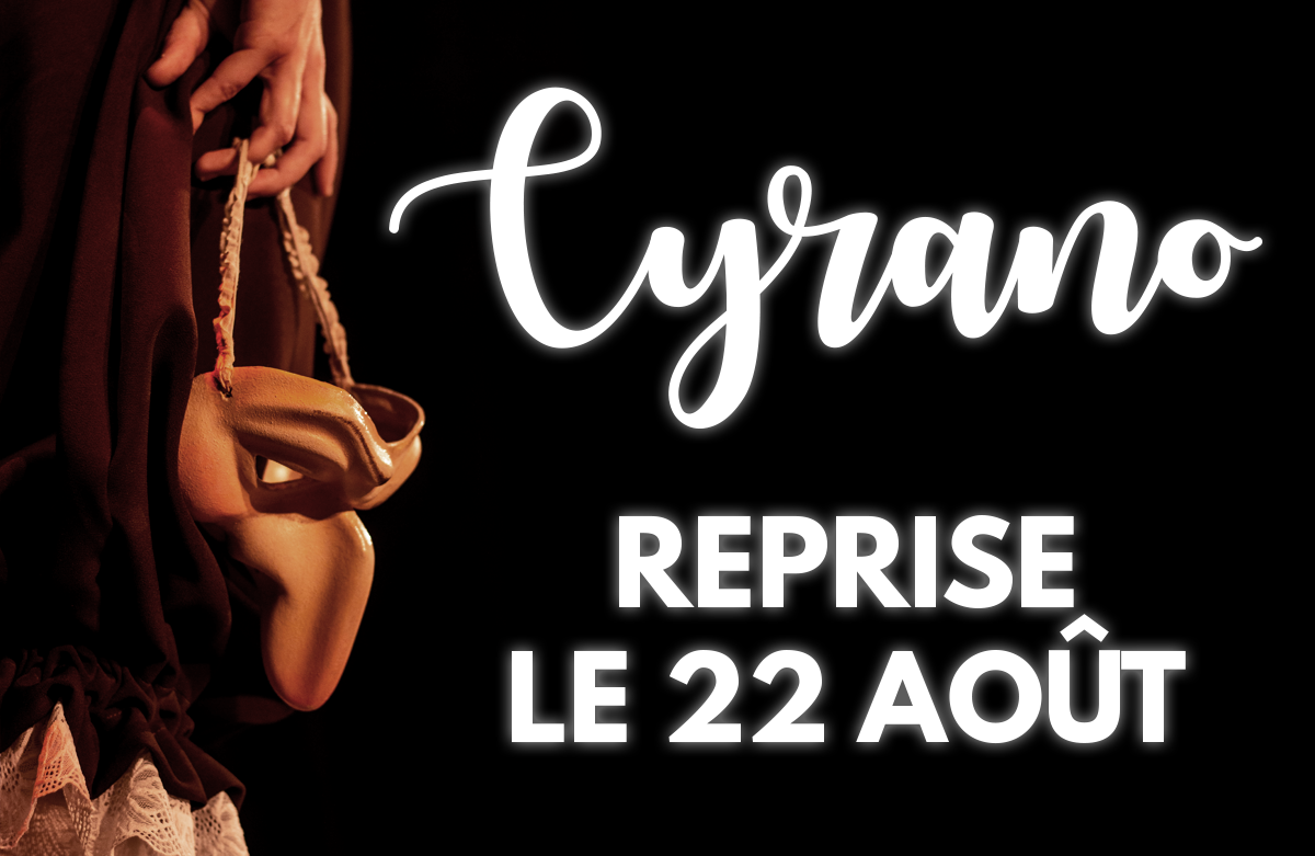 Cyrano • Reprise !